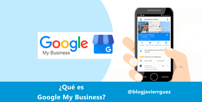 ¿Qué es Google My Business?